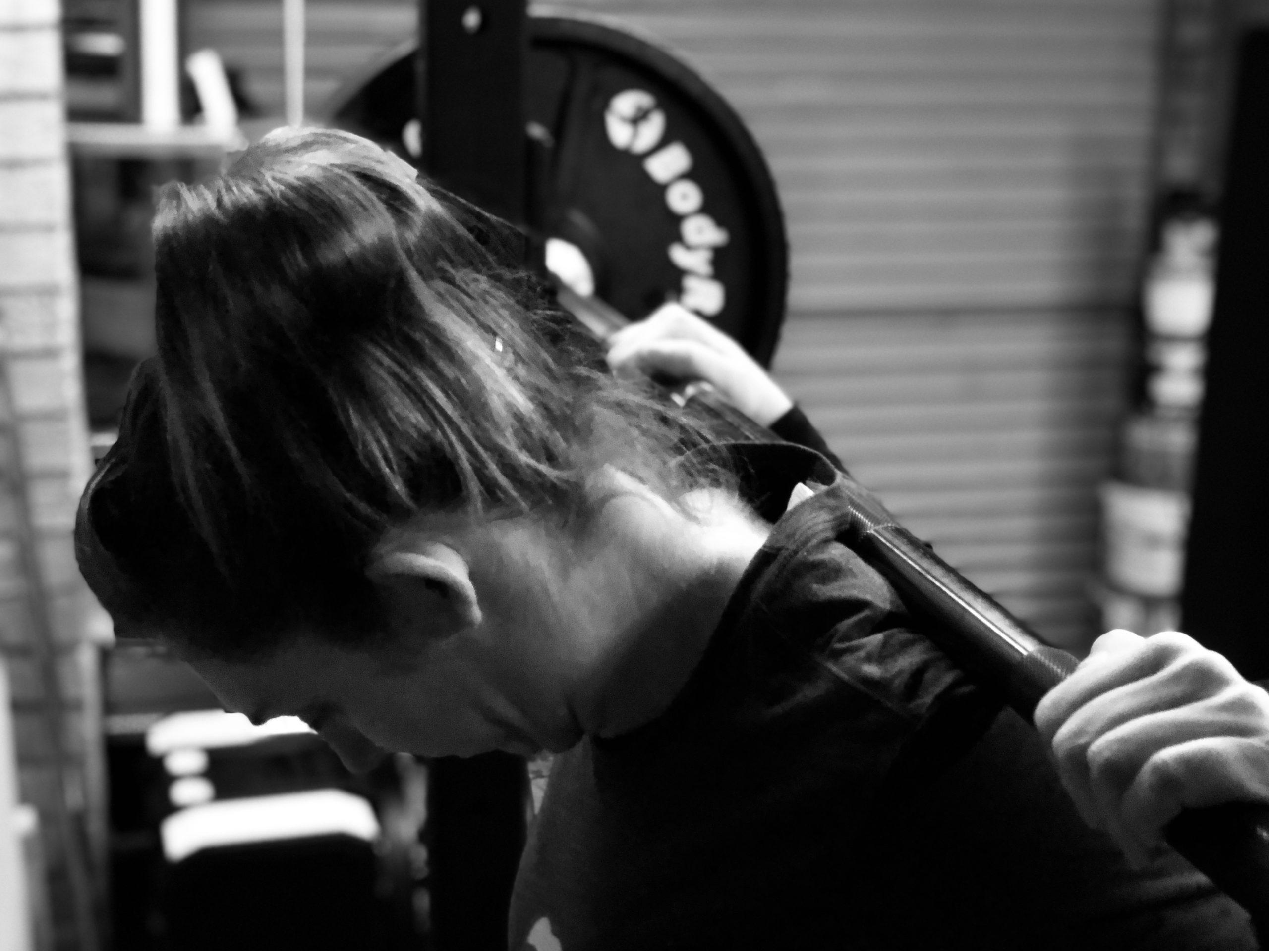 chrissy strength squat